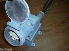 RUSSELLSTOLL 250V / 480 VAC 3 WIRE + GRND 3?4W JFC6 JAA6-AB6