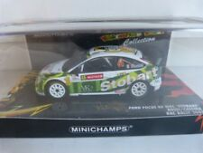 1/43 Minichamps Ford Focus RS WRC RAC Rally 2008 Rossi/Cassina #46 400 088146