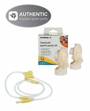 Medela Freestyle Tubing & Spare Parts Kit Authentic New! Tube: 8007232 and 67061