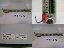 Honeywell 622-3022, CNC Axis