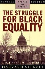 The Struggle for Black Equality, 1954-1992 (American Century Series)-ExLibrary