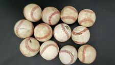 2 Dozen of Bb-Ll1 Used Practice Baseballs|Some May Have Writing