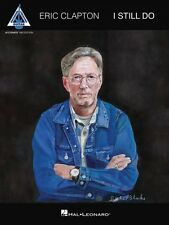 Eric Clapton I Still Do Sheet Music Accurate Tab Edition Guitar NEW 000192383