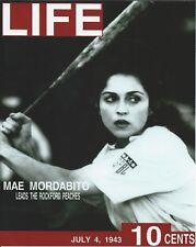 "Madonna- 8"" x 10"" Photo- A League of Their Own- Life Magazine - Rockford Peaches"