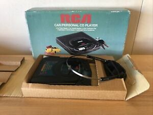 RCA RP-7916 Conpact Disc Player Car / Personal CD Player