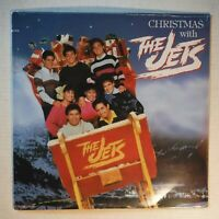 CHRISTMAS WITH THE JETS – SEALED 12 INCH VINYL LP ALBUM – MCA 5856 - SEALED