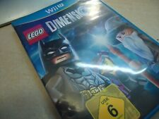 WII U LEGO DIMENSIONS ENGLISH PAL