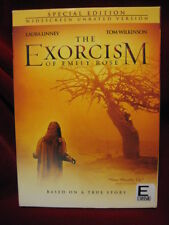 DVD - The Exorcism of Emily Rose (2005, Special, Widescreen, Unrated Edition)