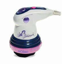 Solac Professional Modeling Massager Combat Cellulite and Skin Flaccidity NEW