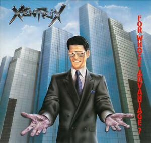 Xentrix - 1990 - For Whose Advantage?