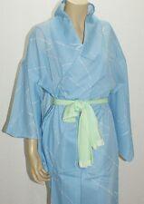 Japanese Kimono (light green) polyester100%  & Obi 100% silk #434