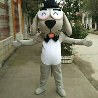 Dog Mascot Costume Cosplay Furry Suits Party Game Fursuit Cartoon Dress Outfits