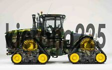 A3 John Deere 9620 RX Camouflage Edition Tractor Brochure Poster Leaflet