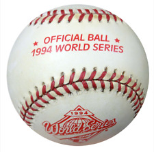 1994 World Series Baseball Official Rawlings MLB Baseball Original Box