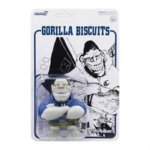 Gorilla Biscuits Action Figure