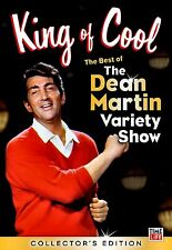 NEW 6DVD BOX SET - KING OF COOL - THE DEAN MARTIN SHOW -  TIME-LIFE SET - 10+ Hr