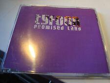 RAR SINGLE CD. TYFOON. PROMISED LAND. EURO DANCE. 3 TRACKS