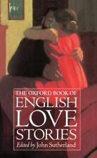 The Oxford Book of English Love Stories (1996, Hardcover)