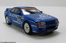 Nissan Skyline GTR R32 1990 blau Automodell im Maßstab 1:43