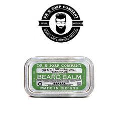 Dr K - Woodland Beard Balm Balsamo per Barba 100% Naturale da 50 g