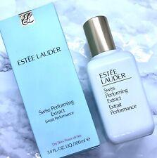 Estee Lauder Swiss Performing Extract NIB Full Size 3.4oz/ 100ml in Box Dry Skin