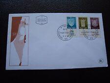 ISRAEL - enveloppe 1er jour 2/2/1966 (B6)