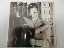 Roxy Music-Heart Still Beating Japan Import Mini LP W/OBI Out Of Print Near Mint
