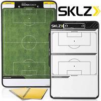 SKLZ FOOTBALL / SOCCER MAGNA COACH MAGNATIZED MARKERBOAD / CLIPBOARD