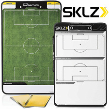 """NEW 2018"" SKLZ FOOTBALL / SOCCER MAGNA COACH MAGNATIZED MARKERBOAD / CLIPBOARD"