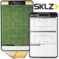 """NEW 2017"" SKLZ FOOTBALL / SOCCER MAGNA COACH MAGNATIZED MARKERBOAD / CLIPBOARD"