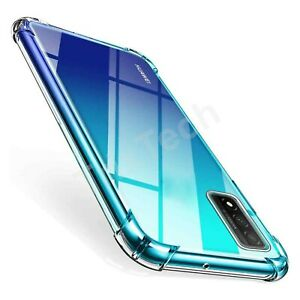 Clear Shockproof Case for Huawei P Smart 2019 2020 Bumper AIR Corners Cover