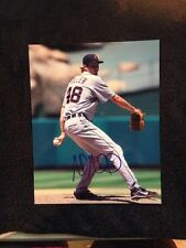 Andrew Miller Signed Photo 8 X 10 Baseball Picture Single Auto Autographed