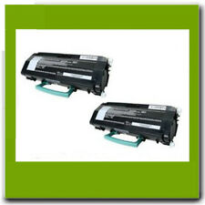 2PK E260A11A Toner  for LEXMARK E260D E260DN E360D E360DN E460DN