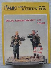 CMK 35008 Special German Infantry 1:35 Resin  Kombiversand möglich