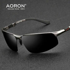 Polarisierte Herren-Sonnenbrillen Aoron