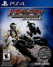MX vs. ATV Supercross: Encore (Sony PlayStation 4, 2015)