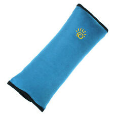 Kids Sleep Car Safety Strap Harness Pillow Travel Shoulder Seat Belt Pad Cushion