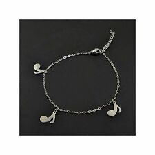 Unbranded Stainless Steel Costume Anklets