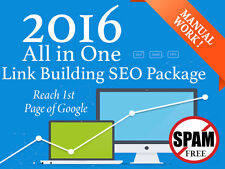 All in One Seo Service 2016 Link Building Package Strategy To Boost Your Website