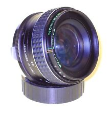 AUTO MAKINON 28mm 2,8 f Olympus OM extremely good cond!