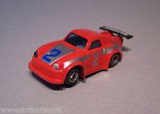 Circuit Rotafast  Porsche 911 rouge ho slot car new compatible AFX Tyco Faller