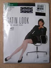 #) collant neuf vintage KUNERT SATIN LOOK BRILLANT 40/42 graphite