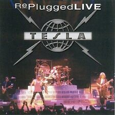 TESLA - Replugged Live - 2 CD - Live Signs Dokken Winery Dogs