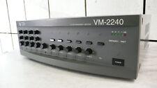 TOA VM-2240 System Management Amplifier
