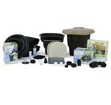 AquascapePro® Pond Kits - Includes Liner, Filter, Skimmer, Pump and Accessories