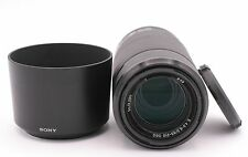 Sony SEL55210 SEL E 55-210mm f/4.5-6.3 Aspherical IS OSS Zoom Lens (Black)