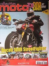 FASCICULE JOE BAR TEAM N°108 DUCATI 1098 STREETFIGHTER KAWASAKI 350 ADVENGER