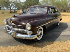 New listing 1950 Mercury Deluxe 6-Passenger Coupe