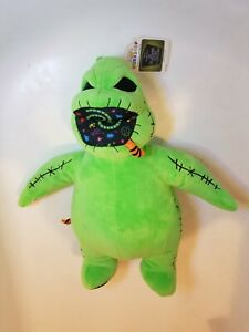 Build Bear Nightmare Before Christmas Oogie Boogie NEW With Sound fast shipping