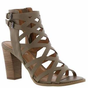 Report Roux Women's Sandal, Taupe, Size 10.0 bOaQ